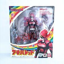 💥Bandai S.H. Figuarts Unofficial Sentai Akibaranger Akiba Red Figure USED💥