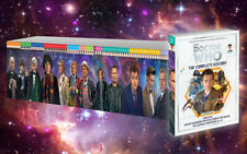 DOCTOR WHO THE COMPLETE HISTORY ISSUES 21 - 40 *NEW & SEALED*  CHOOSE YOUR ISSUE