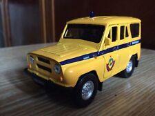 UAZ 31514 Police Russian car    Autogrand