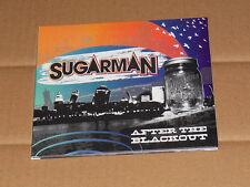 Sugarman-after the Blackout/Digipack-CD 2013 MINT!