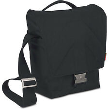 Manfrotto Stile Plus Allegra 10 Messenger Bag for Cameras - Black