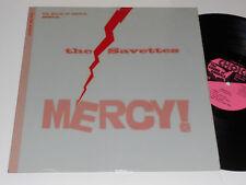 THE SAVETTES MERCY! NM- Super rare black gospel Choice