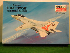 1/144 SCALE  F14A TOMCAT FIGHTER  MODEL AIRCRAFT