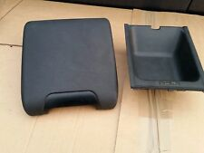 BMW 5 SERIES E39 M5 CENTER CONSOLE EURO ARM REST SLIDING/TILTING STORAGE TRAY