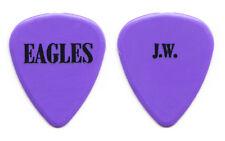 Eagles Joe Walsh Purple/Black Guitar Pick - 1994 Hell Freezes Over Tour