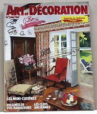 ART ET DECORATION - Les mini cuisines [N 240/10F]