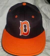 """The Game Gametek Hat Cap """"D"""" Fitted Size Small A4"""