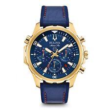 Bulova 97B168 Marine Star Chronograph Wristwatch