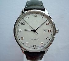 BMW Junghans Classic Business Elegant Sport Car Design Mechanic Automatic Watch