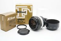 [MINT in BOX] Nikon Nikkor-H Auto 85mm f/1.8 MF Non Ai Lens / Hood From Japan