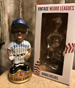 ST. LOUIS STARS Negro Leagues EXCLUSIVE Nodder Bobblehead #/100 NIB!