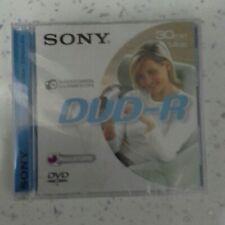 Sealed Sony dvd r