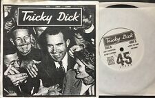 Punk 45 rpm TRICKY DICK pre Lawrence Arms, Broadways, NOFX Oop 1994 ep