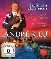 ANDRE RIEU - MAGISCHES MAASTRICHT   BLU-RAY NEW+