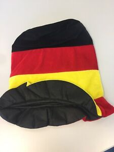 Germany World Cup Hat, Size Between Medium And Large