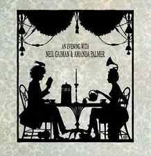 Neil Gaiman & Amanda Palmer - An Evening With Vinyl 2LP NEW
