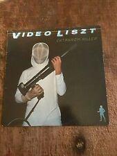 VIDEO LISZT - EKTAKRÖM KILLER - HERVE PICART/RICHARD PINHAS!!! - EXP, SYNTH POP!
