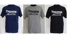 TRIUMPH BONNEVILLE classic motorcycle t-shirt