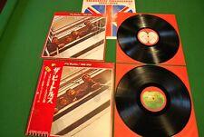 Beatles 1962-1966 Doppel Japan LP Obi Apple EAP-9032B