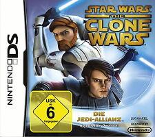Star Wars: the Clone Wars-Jedi-alianza -- pirámide software (Nintendo DS) nuevo