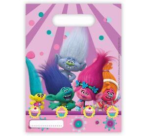 DreamWorks Trolls Partytüte 6 Tüten