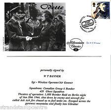 """1999 Coloni-CAMBRIDGE """"ODETTE"""" UFFICIALE-firmato da SGT W T Banner"""