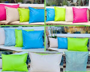 Waterproof Cushion Cover Furniture Outdoor Patio Garden