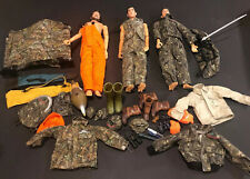 Team Realtree Babe Winkleman Bill Jordan Ertl Dolls Hunting Clothes Toys Mossy