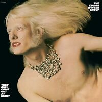 NEW CD Album Edgar Winter - The only come out at Night (Mini LP Style Card Case)