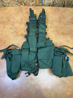Canadian #LC30 Military Enhanced Tactical Load Bearing Vest dla-100-97-c-0321