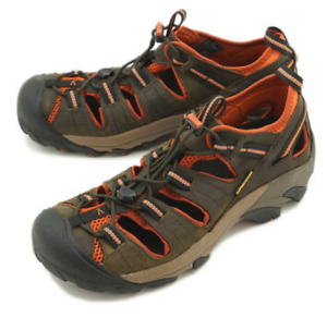 Keen Arroyo II Black Olive/Bombay Brown Trail Shoe Hiker Men's sizes 7-15 NEW!!