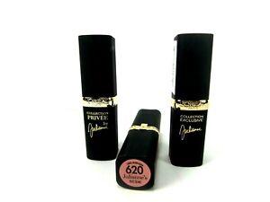 3 L'Oréal Colour Riche Collection Exclusive Lipstick # 620 Julianne's Nude Pink