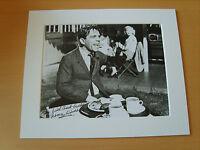 Norman Wisdom Genuine Autograph - UACC / AFTAL.