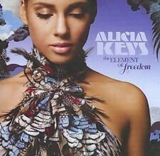 The Element of Freedom - Alicia Keys CD Q2vg
