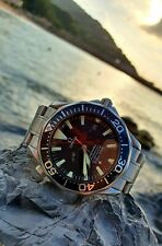 Omega Seamaster 300 PRO Chronometer 168.1640 Cal 1120 DIVER LUXURY Watch COSC