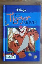 Vintage Gloss Ladybird Book Puddle Lane Disney's 'The Tigger Movie' Winnie Pooh