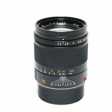 Leica Summarit M75mm F/2.5 #204