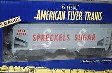 American Flyer 2012 TCA Rocky Mountain Spreckels Sugar 2-Bay Hopper 6-48298 GREY