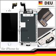Für iPhone 6S Display LCD Vormontiert mit Ersatz Glas Bildschirm Front Weiß