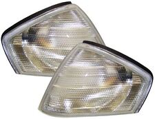 MERCEDES SL R129 92-01 CLEAR FRONT INDICATOR REPEATER LIGHTS