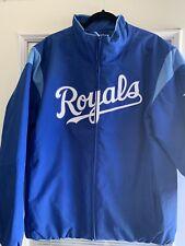 Majestic Authentic Kansas City Royals MLB Therma Base Mens XL Jacket Brand New