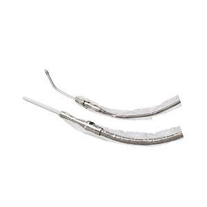 Dynarex Plastic Tattoo Machine Clip Cord Covers Clear Sleeves (250 pcs)#2161