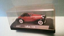 Solido 1:43 Talbot T23 n° 4003 Très bon état en boite