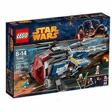 Lego Star Wars 75046 Coruscant Police Gunship (481 PCS) NEW SEALED