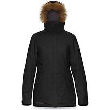 DAKINE Women's LOWELL Snow Jacket - Black - Small - NWT