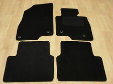 Mazda 3 (2013-on) Fully Tailored Car Mats Black