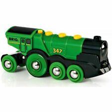 BRIO BO - Big Green Action Locomotive