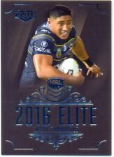 North Queensland Cowboys 2016 Season NRL & Rugby League Trading Cards