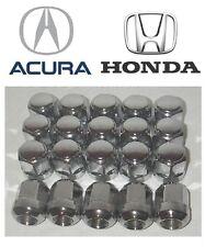 GENUINE Honda lug nuts Pilot Ridgeline Odyssey 20 14x1.5mm OEM 08W42-TK4-A01