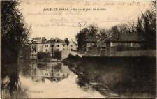 CPA Jouy-en Josas Le canal pres du moulin (617882)
